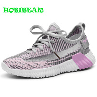 2019 Hot Sale Sneakers For Boys Breathable Casual Shoes Boys Unisex Jogging Walking Shoes Skid Resistance Running Trainers Girls