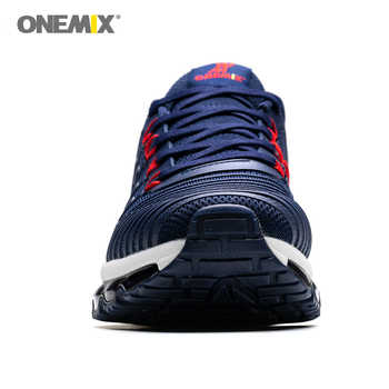 Onemix air cushion running shoes for men\'s 97 light sneakers vamp anti-skid outdoor jogging shoes sales