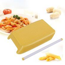 Полезный ABS креативный макароны DIY Форма спагетти паста кухонный ручной набор инструментов для приготовления пищи Кухонные принадлежности для готовки желтый