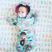 Baby Girls Boys Clothes Hooded Sets