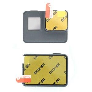 Protector Cover Case For GoPro Go pro Hero5 Hero6 Hero7 Black Front Camera Lens LCD Screen Protective Film