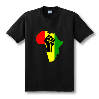 T-shirt Afrique Power