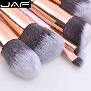 Makeup Brush with Holder 10PCS