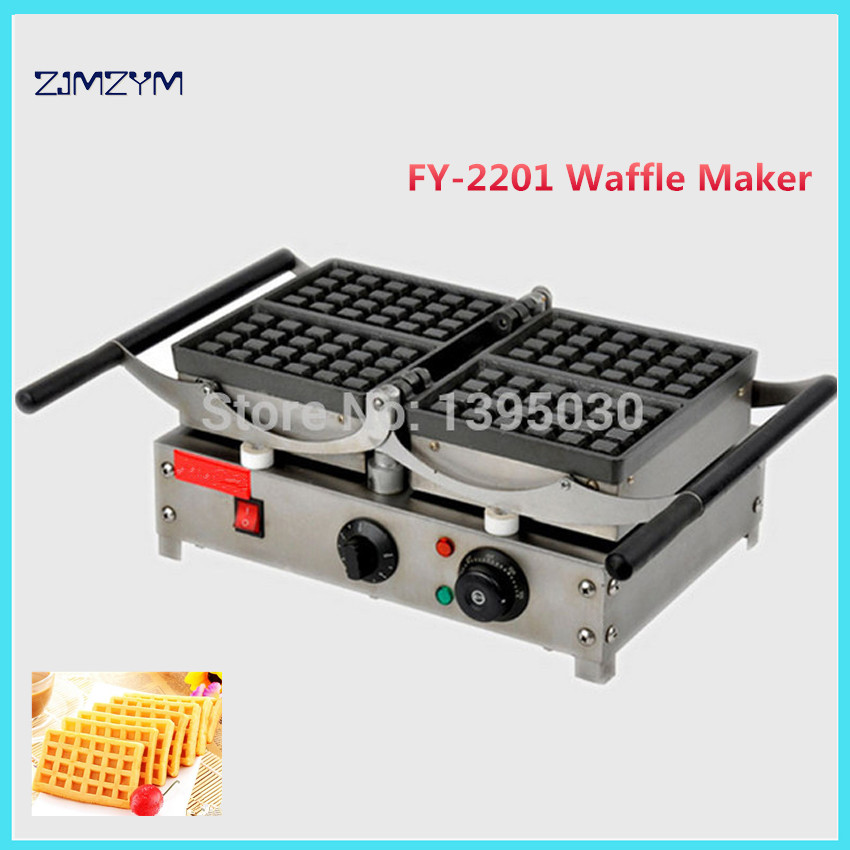 FY-2201  Electric Heating Muffin Machine Waffle maker Cake Sconce Machine Waffle Baker Maker Machine