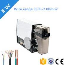 EW-10MT воздушным приводом peumatic кабель провода зачистки машина поддержка использовать счет доставки покупателя