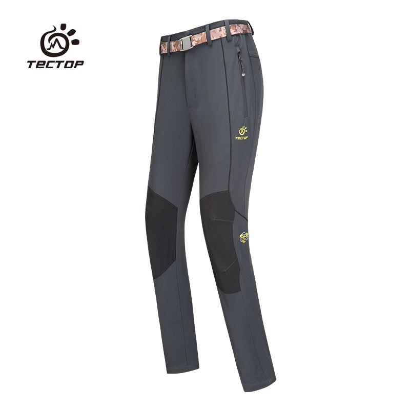 Coupe-vent respirant séchage rapide résistant aux insectes alpinisme pantalon séchage rapide randonnée pantalon hommes Trekking vêtements PW6769 - 6
