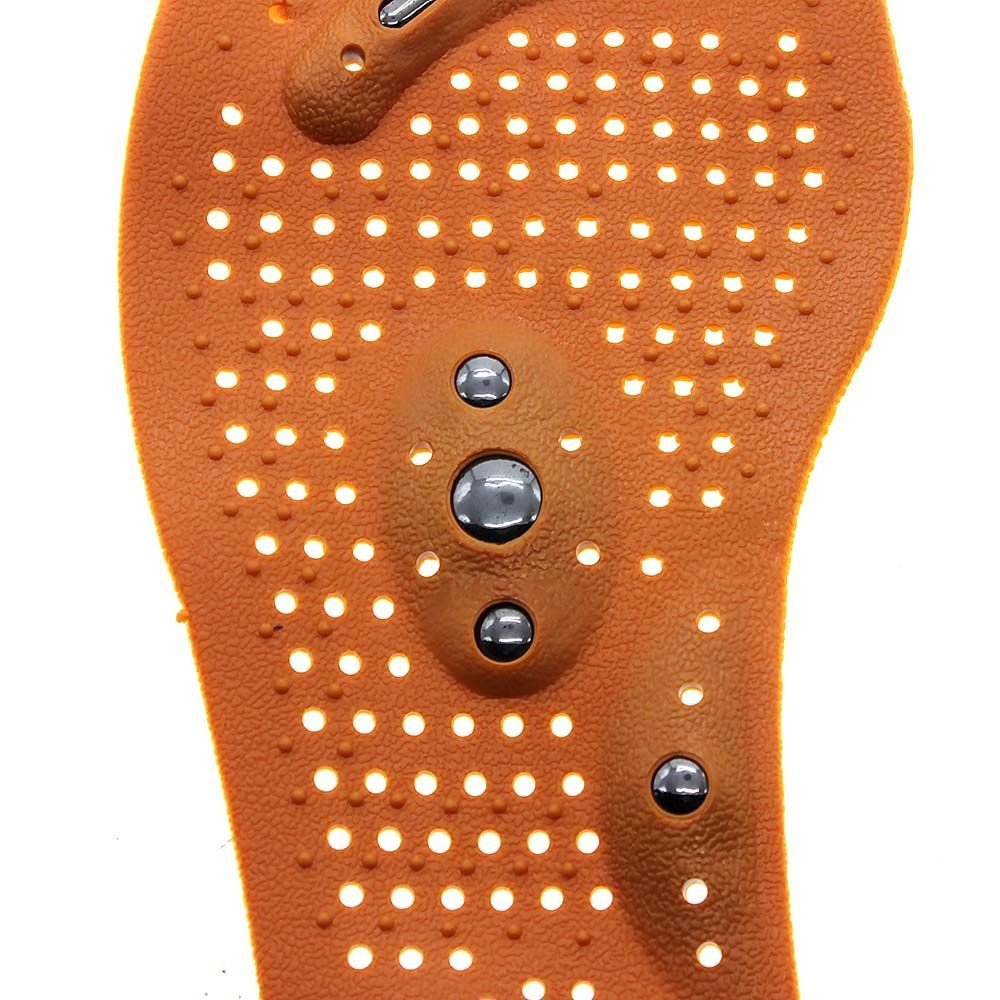 1Pair Men/ Women Magnetic Therapy Magnet Health Care Foot Massage Body Massager InsolesComfort Pads Foot Care Z50401 2