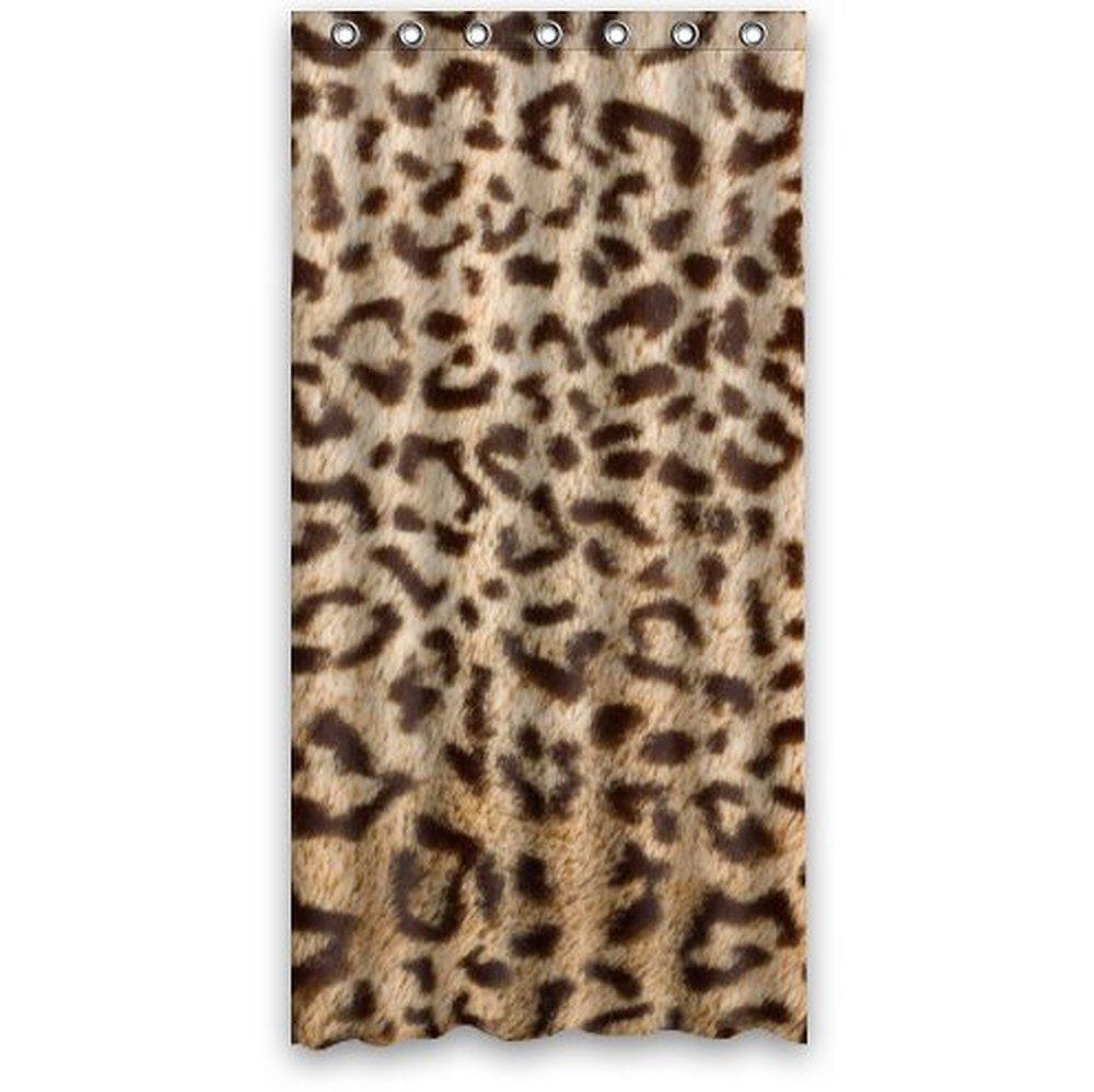 Custom It Skin Fur Leopard Design Stall Mildew Resistant