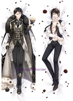 Japan Anime Hugging Body Pillow Case Qf 150 50 Sebastian Michaelis Black Butler 17115