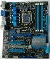 Motherboard original para P8Z77-V le PLUS Z77 DDR3 LGA 1155 tarjetas 32 GB USB2.0 USB3.0 SATA3 madre de Escritorio El Envío libre