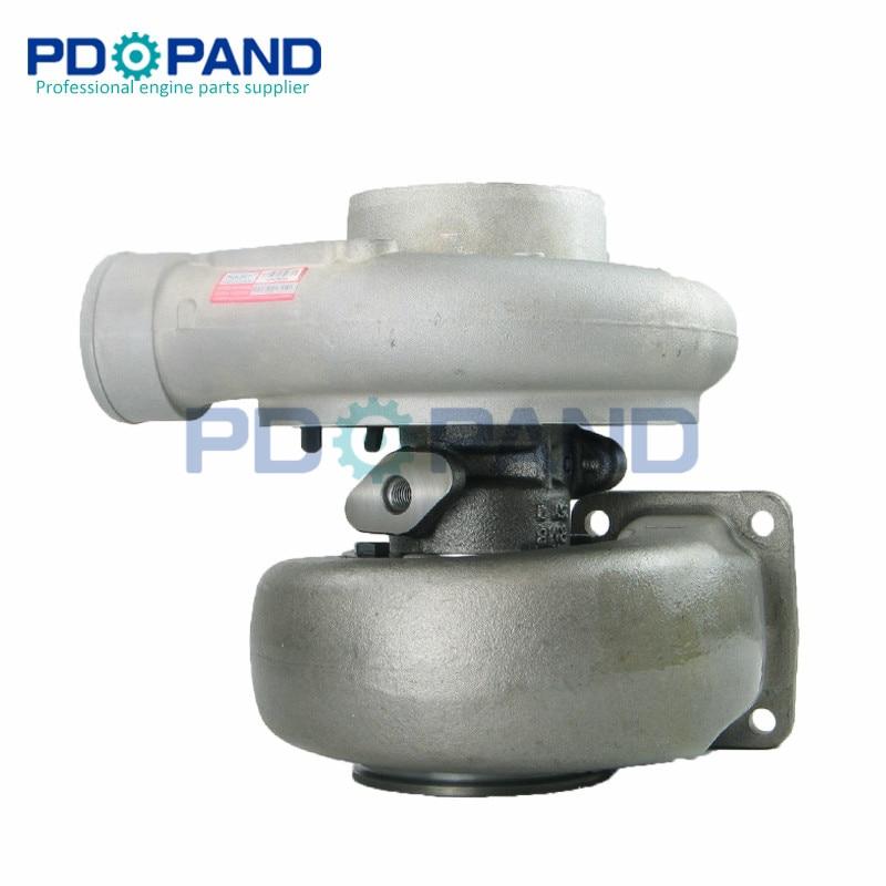 Image 3 - HX40 auto engine turbocharger supercharger 4035235 4035234 3525487 3525488 3528793 3527370 1118010/AKZG5 71A2 1118010/AKZ1A2Turbocharger   -