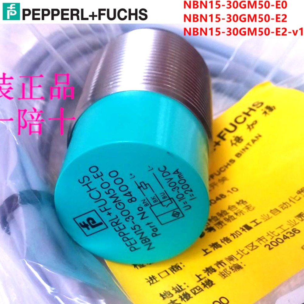 PEPPERL+FUCHS NBN12-30GM50-E0 NBN12-30GM50-E2 NBN12-30GM50-E2-V1 Brand new original PEPPERL+FUCHS NBN12-30GM50-E0 NBN12-30GM50-E2 NBN12-30GM50-E2-V1 Brand new original