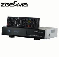 5 adet/grup 4 K Linux Enigma 2 Zgemma H7S 2xDVB-S2X + DVB-T2/C HEVC H.265 IPTV 4 K uydu alıcı