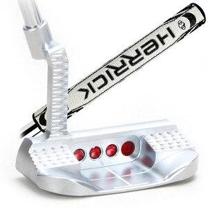 Image 1 - ゴルフパタークラブメンズカラフルなcnc 33 34 35インチグリップオプション色とヘッドカバー