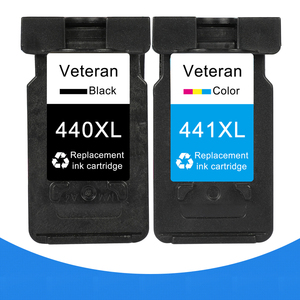 Veteran PG440 CL441 Cartridge Replacement for Canon PG 440 CL 441 440XL Ink Cartridge for Pixma MG4280 MG4240 MX438 MX518 MX378(China)