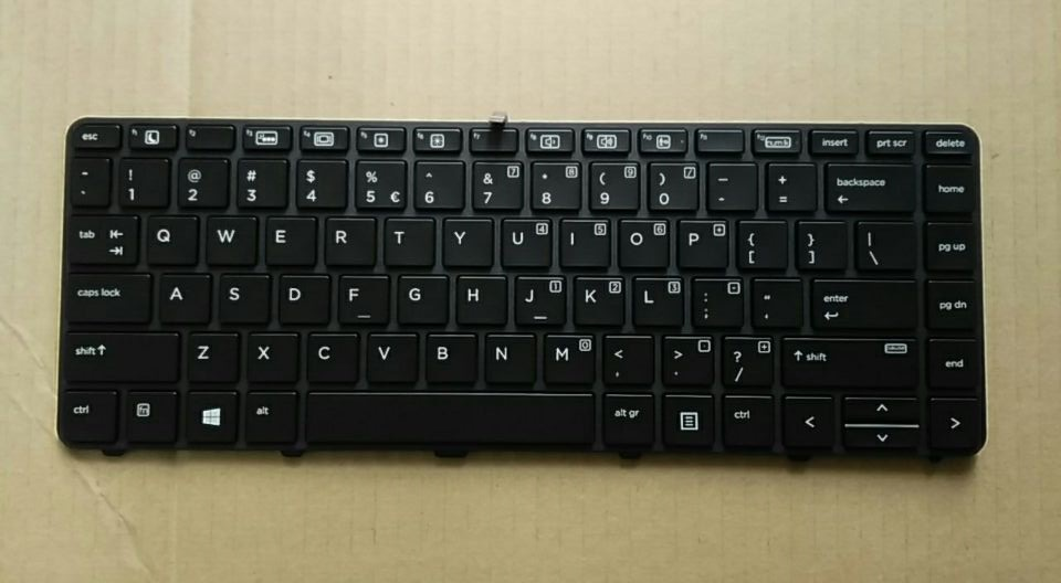 New notebook laptop keyboard for HP PROBOOK 430 G3 440 G3 446 G3 Deutsch German/FRENCH/PORTUGUESE/SPANISH/UK/US