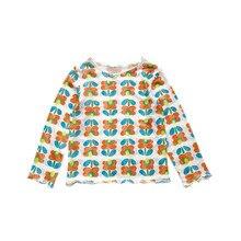 Kids Long-sleeved Sunscreen Shirt 19 Summer Thin Baby Girls Boys Tees Tops Child Base Coat Children Clothes Fashion Clothing