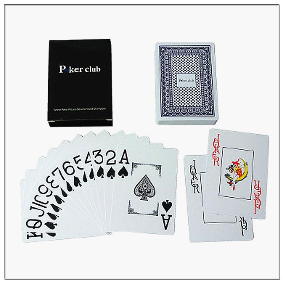 Plastic Poker Cards Pvc Playing Card Waterproof Bridge Games Baccarat Texas Hold Em Poker Club Board Games Pokerstars 63 88 Mm Playing Cards Aliexpress
