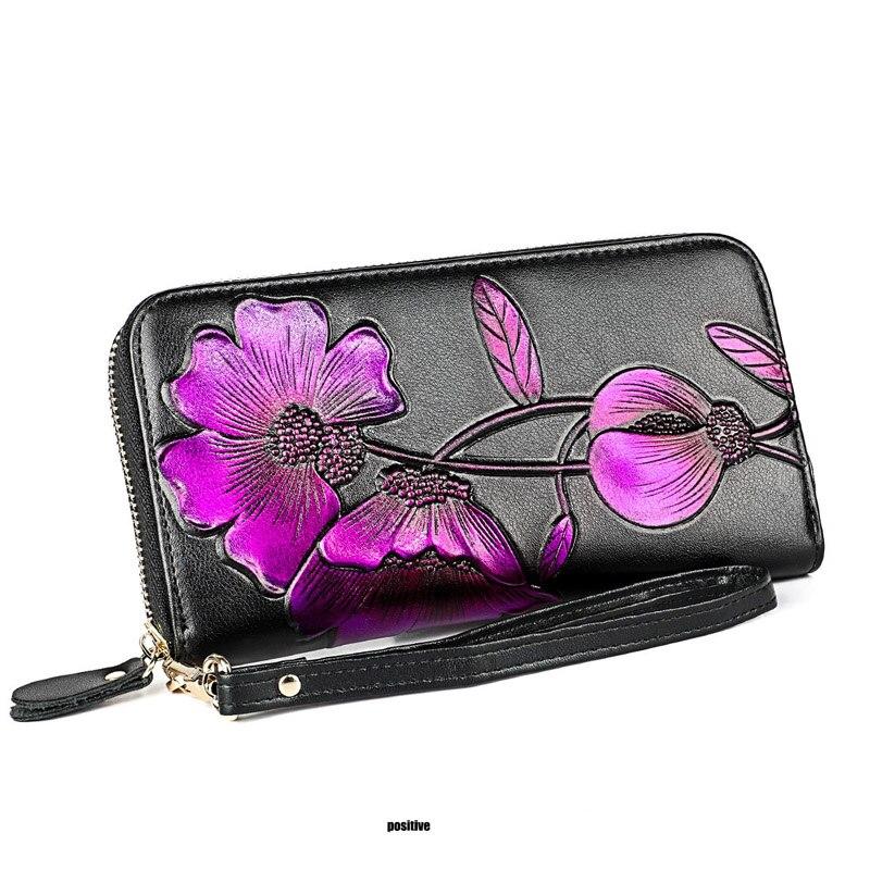 genuine leather women wallets (14)