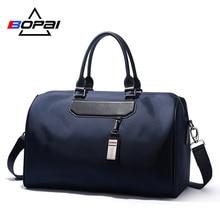 BOPAI Weekend Travel Shoulder Bags Fashion Top Handle Tote M