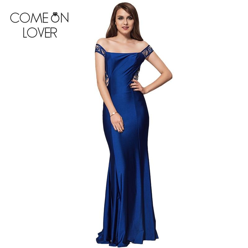 Comeonlover Elegant sleeveless women long dress summer wedding evening robes sex party dresses 2017 maxi embroidery dress VL1008