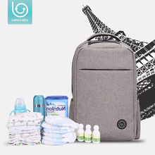 цены Large Capacity Maternity Backpack Nappy Diaper Backpacks For Travel Multifunctional Mother Mummy Mom Baby Bebe Bags Maternidade