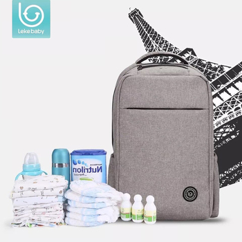 Maternity Backpack Diaper Bag Mommy Baby Changing Nappy s  Stroller Waterproof  Travel  Bolso Maternal цена 2017