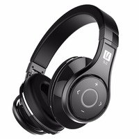 Bluedio U UFO 2 High End Bluetooth Headphone Patented 8 Drivers HiFi Wireless Headset Supported APTX