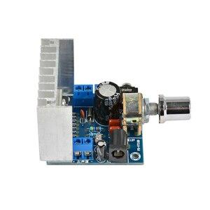 Image 4 - AIYIMA TDA7297 2.0 Dual ช่องเครื่องขยายเสียงเครื่องขยายเสียง DC 12 V สำหรับ 4 8ohm ลำโพงเสียง 15 W + 15 W