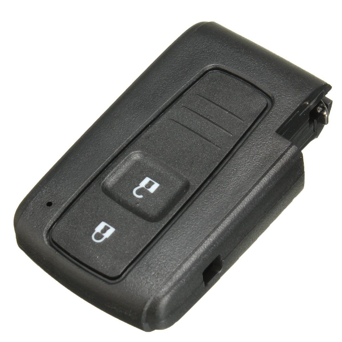 2016 newest 2 buttons smart remote key keyless entry case shell fit for toyota for prius