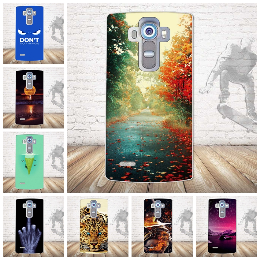 Soft TPU Back <font><b>Cases</b></font> for <font><b>LG</b></font> G4 Note <font><b>G</b></font> <font><b>Stylo</b></font> G4 Stylus LS770 Cartoon Pattern Phone <font><b>Case</b></font> Cellphone <font><b>Case</b></font> Cover for <font><b>LG</b></font> G4 Stylus Bag image