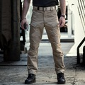IX7 Gear Military Urban Tactical Pants Men Spring Cotton Army Cargo Pants Casual Outdoors SWAT Police Soldier Combat Trousers