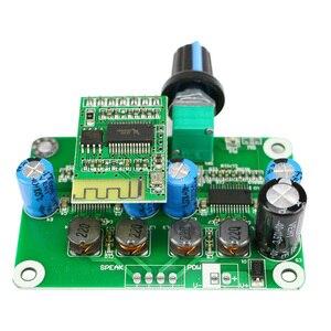 Image 3 - GHXAMP TPA3110 Bluetooth Amplifikatör Kurulu 30 W * 2 PBTL AMP D Sınıfı Stereo Dijital güç amplifikatörü Bluetooth 4.2 Bitmiş Kurulu 1 adet