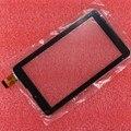 7 polegada T72HM Ostras 3G Tablet Pc Tela de Toque Digitador touch Sensor de Vidro Peças Conserto + Número de Rastreamento frete grátis
