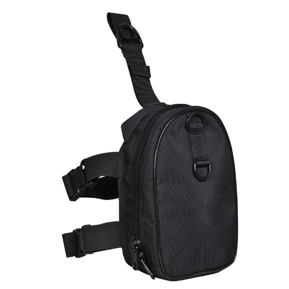Pochette de rangement à fermeture à glissière pour plongeur poche cuisse avec sangles de ceinture de jambe sac de chargement de plongée pour plongeurs techniques - 2