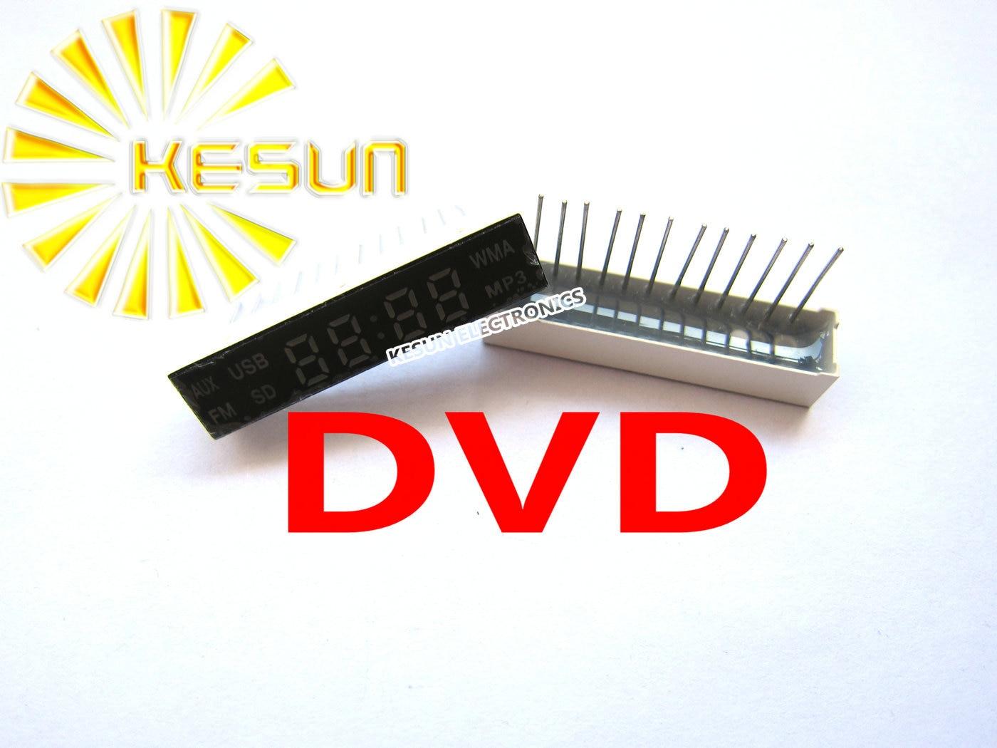 100PCS X DVD Display Red Digital Tube LED Display Module