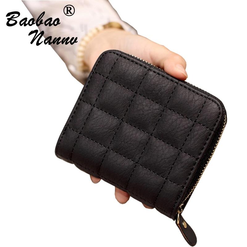 2019 Coin Bag Zipper New Men Women Wallets Small Money Purses Wallets New Design Top Thin Wallet Cute Embroider Clutch Wallets