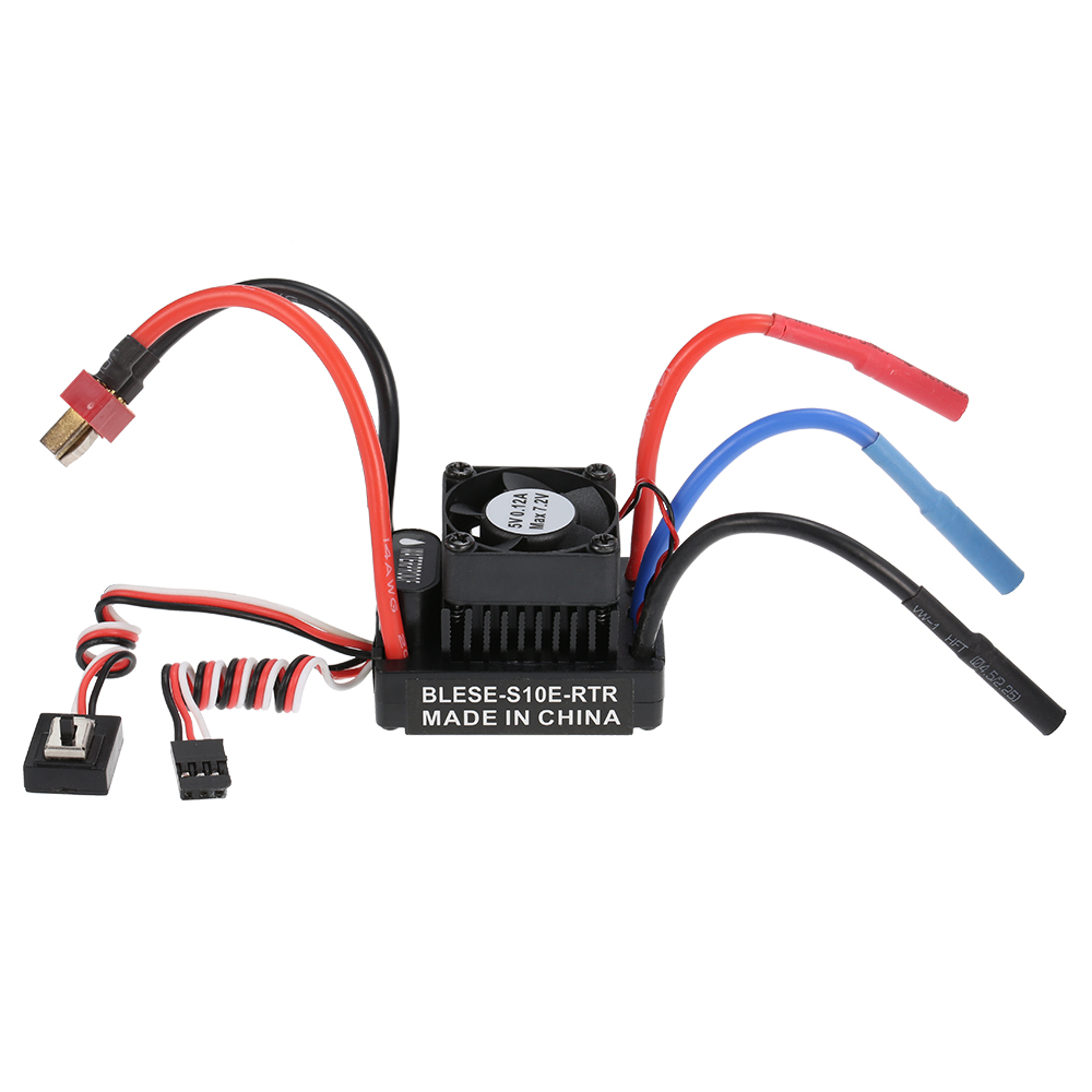 Waterproof 60a Brushless Multiple Protection Esc Electronic Speed Bec For Rc Car Wiring Diagram Controller With 6v 2a 1 10 Parts In Accessories From Toys Hobbies