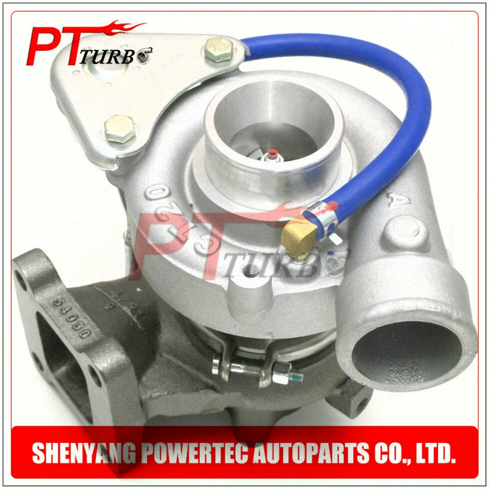 CT20 turbocharger for TOYOTA Hiace 2.5 TD (H12) 1995-1998 complete turbo 17201-54060 / CT20WCLD / 17201 54060 цена