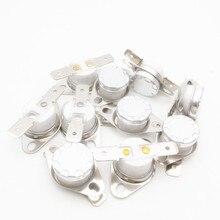 Керамический Термостат KSD301, 10 шт., 250 градусов, 10 А, 250 В, нормально закрытый