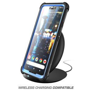 Image 5 - For Google Pixel 3 XL Case i Blason Ares Series Full Body Rugged Clear Bumper Case with Built in Screen Protector For Pixel 3XL