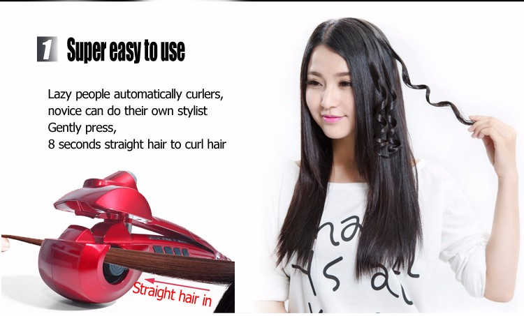 Babyliss Pro Miracurl Professional Curl Machine SteamTech 1
