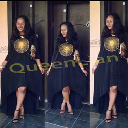 Mr Hunkle Vintage Afrikanische Kleider Für Frauen Stickerei Afrikanische Print Maxi Sommer Kleid Dashiki Kleid Robe Africaine Femme 2017