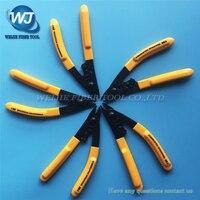 5 Pcs CFS 3 Three Port Fiber Optical Stripper Pliers Wire Strippers FTTH Tools Miller Optical
