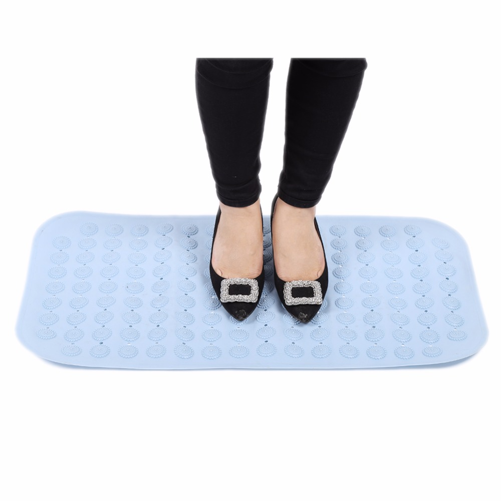 Tapetes Antiderrapante Para Banheira & Shower Banheiro Antiderrapante Tapete de Banheiro de Sucção De Látex De Segurança & Livre de PVC de Borracha Natural