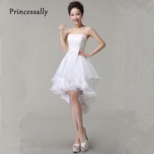 e21f20676be9b Popular High Low Ball Gown Wedding Dress-Buy Cheap High Low Ball ...