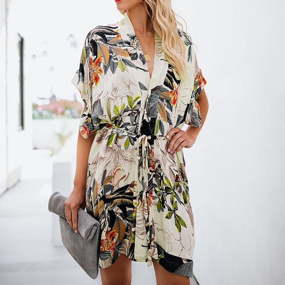 Benuynffy Boho Floral Print Summer Two Piece Set Women Off Shoulder Crop Top And Ruffle Hem Shorts Holiday Beach Women Outfits Fashionable And Attractive Packages Women's Sets Women's Clothing