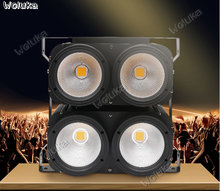 Stage lighting COB four eye audience lamp performance led face light warm white pa lamp wedding Flash lamp CD50 W03(China)