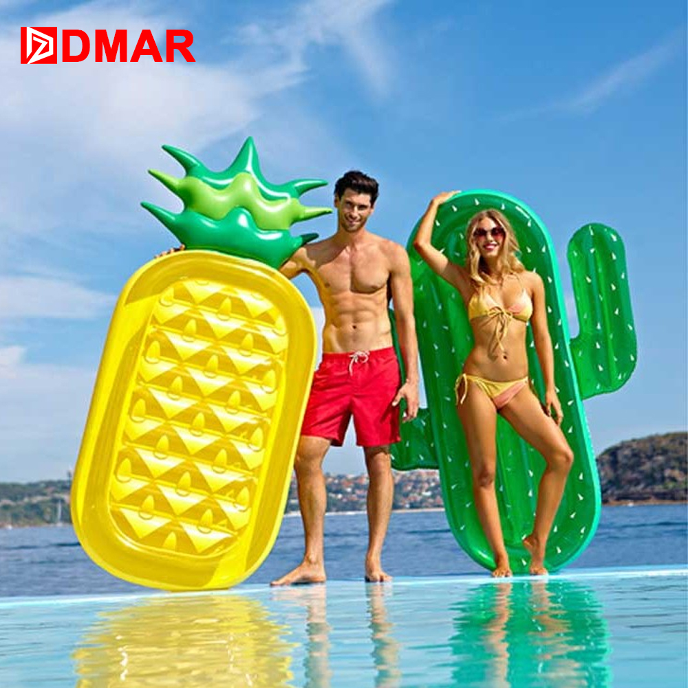 DMAR Gaint Wassermelone Aufblasbare Matratze Pool Float Spielzeug - Wassersport