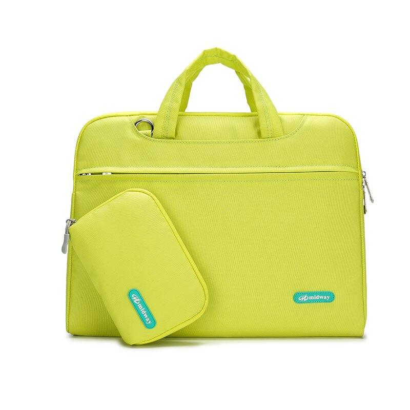 Women Business Laptop Briefcase Sleeve Bag for Macbook Retina 15 a1398 ME293 Notebook men Handbag Case for Macbook Retina 15 bag